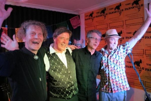 The Gentlemen Callers with Barry Ferrier