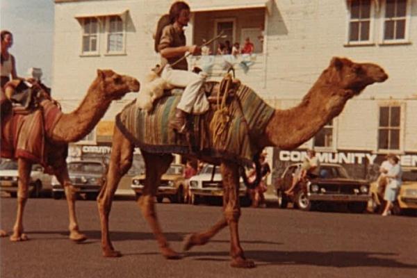 Barry Ferrier Camelman