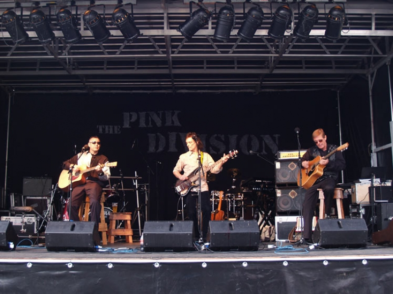 Poco Loco at the Sjyrock Festival, Vaeroy, Norway 2007