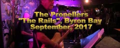 """It All Comes Back"" - The Propellers live @ The Rails, Byron Bay, 2017"